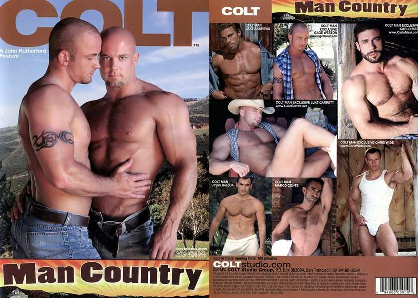 Man Country 2006 (ColtStudio) Movies