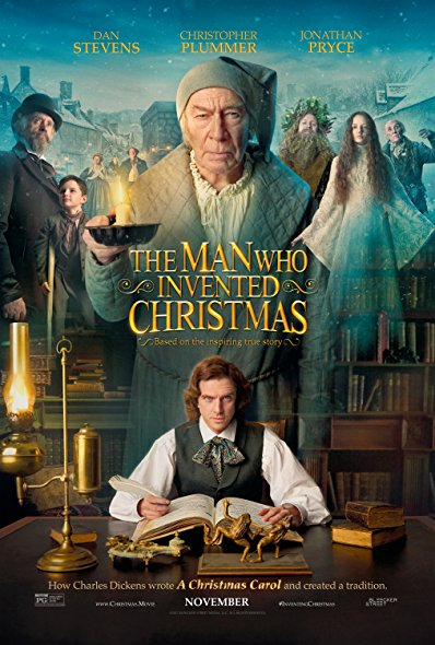 The Man Who Invented Christmas 2017 720p HC HDRip x264- MkvCage