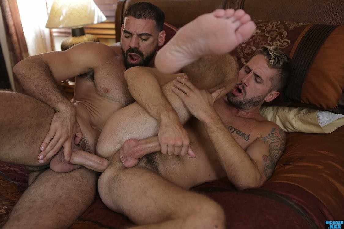Clips: I'm a Married Man - Ricky Larkin & Wesley Woods  - I'm a Married Man at RichardXXX!