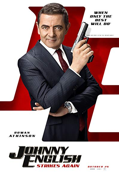 Johnny English Strikes Again 2018 New Src HDCAM-x264-AC3-iM@X