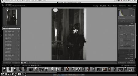 Методика обработки фотографий (2017) HDRip