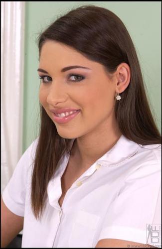 Ashlynn brooke with strap-on dildo