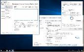 Windows 10 1709 Pro 16299.125 rs3 PIP by Lopatkin (x86-x64) (2017) [Rus]