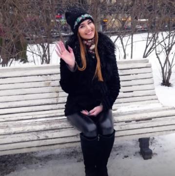Melissa - Melissa, 27ans, souple gymnaste (2017) FullHD 1080p