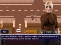 Officer Chloe - Operation Infiltration [v.1.02 Final+Save ]   (2017/PC/ENG)