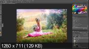 Сборник авторских видео уроков по художественной обработке фото