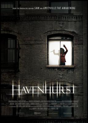 Хэвенхёрст / Havenhurst (2016) BDRip 1080p | Лицензия