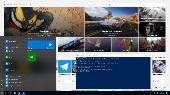 Windows 10 Enterprise RS3 by G.M.A. QUADRO v.04.01.18 (x64) (2018) [Rus]