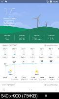 Погода М8  v1.3.1 Mod