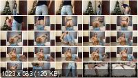 EllaGilbert - First 2018 Jeans Poop [HD 720p]