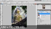 Художественные Фотоколлажи. Ретушь и обработка фото (2016) HDRip
