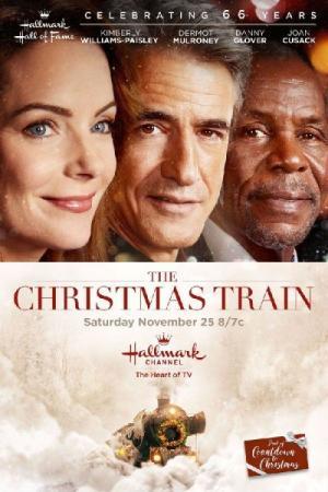 Рождественский поезд / The Christmas Train (2017) HDTVRip