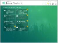 Ashampoo Music Studio 7.0.2.4 RePack+portable