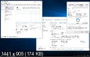 Windows 10 enterprise x64 17083.1000 rs4 prerelease (rus/2018). Скриншот №3