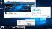 Windows 10 Enterprise LTSB 2016 x64 14393.2035 Elita by Bellish@