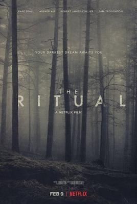 Ритуал / The Ritual (2017) BDRip 1080p