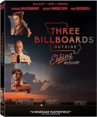 Три билборда на границе Эббинга, Миссури (2017) BDRip 1080p