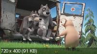 Маша и Медведь. Сколько волка ни корми - 69 серия (2018) WEB-DLRip