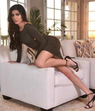Audrey Royal - Its just a foot massage... (2018) HD 720p