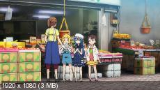 Трёхцветные звёздочки / Mitsuboshi Colors [01-10 из 12] (2018) WEBRip 1080p | Sub
