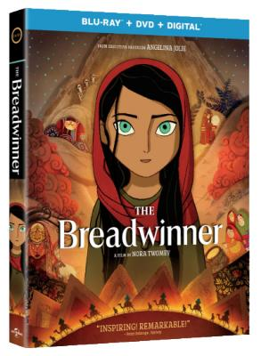 Добытчица / The Breadwinner (2017) BDRip 1080p