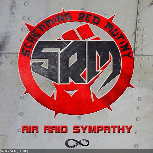 Screaming Red Mutiny - Air Raid Sympathy (Single) (2018)