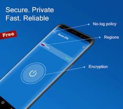 Secure VPN - Free VPN Proxy, Best&Fast Shield v1.2.1 VIP [Android]