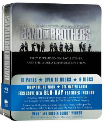 Братья по оружию / Band of Brothers (2001) BDRip 1080 от HDReactor