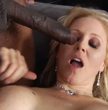Julia Ann, Shane Diesel - Milf Julia Ann Gets Her Pussy Pounded by a Hung Black Stud (2018) HD 720p
