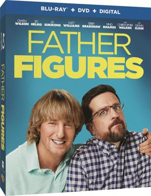 Кто наш папа, чувак? / Father Figures (2017) BDRip 1080p