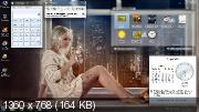Windows 7 Ultimate SP1 x64 Glass Style by Morhior