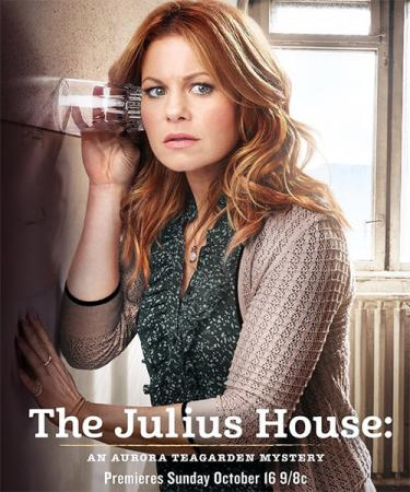 Дом Юлиев: Тайна Авроры Тигарден / The Julius House: An Aurora Teagarden Mystery (2016) HDTVRip