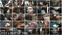 Bia, Barbara Cristina, Latifa, Paula, Mary Castro HDRip [SD-3086] Bia´s Punishment [Scat, Piss, Lesbian, Domination]
