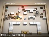 MiniTanks - Remastered Pack [2018, Arcade]