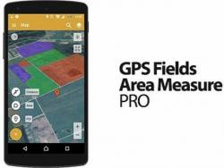 GPS Fields Area Measure PRO v3.6.13 [Android]