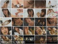 MASD-studio: (Asian Girl) - MASD-008 (US 01 Ultra Shiteating) Japan Scat Piss Shit Eating Vomit Puke [DVDRip] - Japan, Humiliation, Vomit