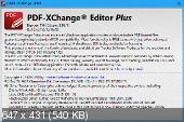 PDF-XChange Editor Plus Portable 7.0.326.1 + OCR 32-64 bit FoxxApp