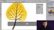 Adobe Illustrator: расширенные возможности (2018/PCRec/Rus)