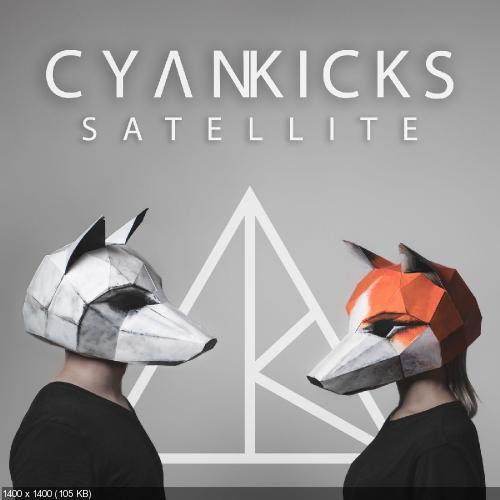 Cyan Kicks - Satelite (Single) (2018)