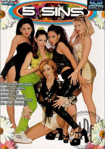Five Sins (5 Sins) (Toni Belize, Sin City) [1998 г., Feature, Parody, All Sex, Hardcore, Anal, VOD, 480p] (Stephanie Swift, Toni James, Chloe, Dee, Ruby)