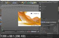 Maxon CINEMA 4D Studio R19.068 + Content