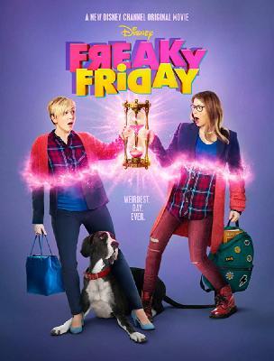 Чумовая пятница / Freaky Friday (2018)