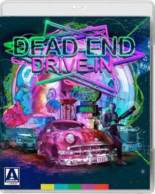 Кинотюрьма будущего / Dead End Drive-In (1986) BDRip 720p