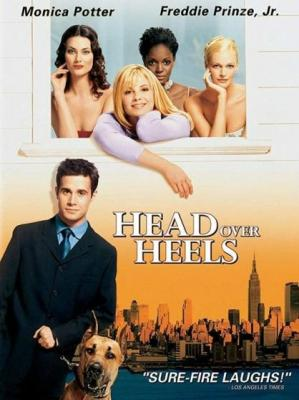 Вверх тормашками / Head Over Heels (2001) WEB-DL 1080p | Open Matte