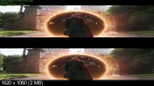 Мстители: Война бесконечности 3D / Avengers: Infinity War 3D  (Лицензия by Ash61) Вертикальная анаморфная стереопара