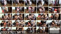 Group Scat: (ModelNatalya94) - Your beloved dogs [FullHD 1080p] - Defecation, Extreme Scat