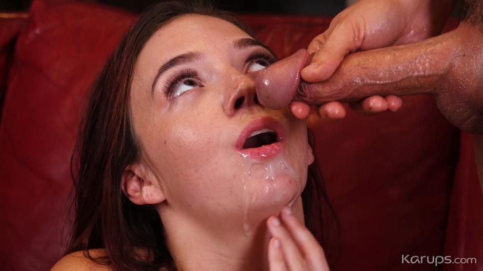 [KarupsHA.com] Ava Haze - Trespass Tryst (20.08.2018) [All Sex, Blowjobs, Facial, 1080p]