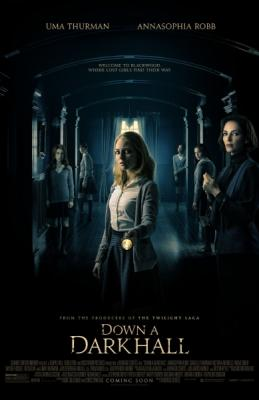 Дальше по коридору / Down a Dark Hall (2018) WEB-DL 720p | HDRezka Studio