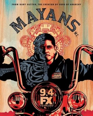 Майя МС / Mayans M.C. [Сезон: 1, Серии: 1-3 (10)] (2018) WEBRip 720p | Gears Media