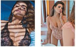 Вероника Киселёва в журнале Playboy осень 2018